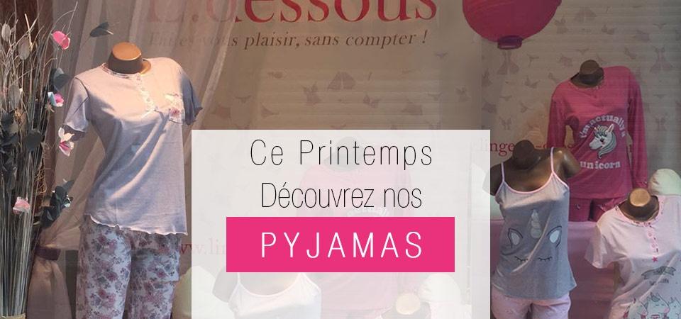 Nouveaux stocks de Pyjama 21a1d4201e3